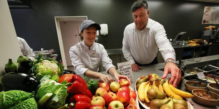 NHL Stenden hekelt 'gezonde kantine' en wil beste kantine